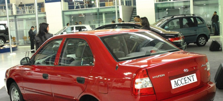 La Hyundai Accent, voiture coréenne la plus vendue à l'étranger en 2014