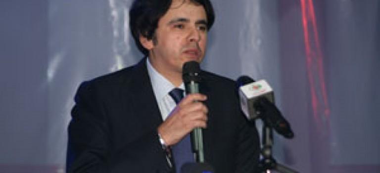 Mourad Oulmi Président de l'AC2A