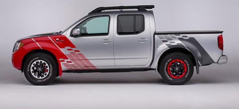Nissan Frontier Diesel Runner et Versa Note SR 2015 dévoilés à Chicago