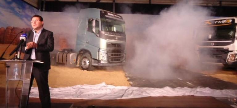 Les nouvelles versions des deux modèles Volvo FH et FMX arrivent sur le marché algérien