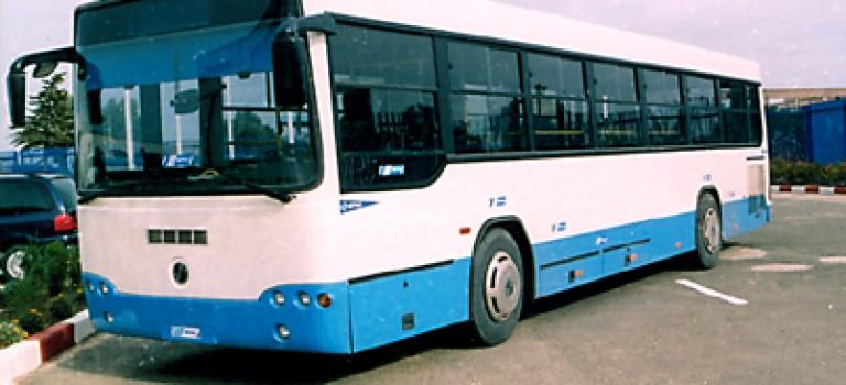 300 City Bus SNVI pour l'enseignement supérieur