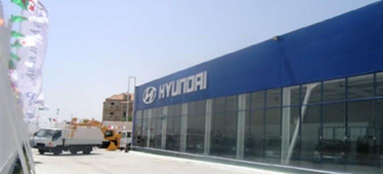 Hyundai impressionne à Bordj Bou Arerridj