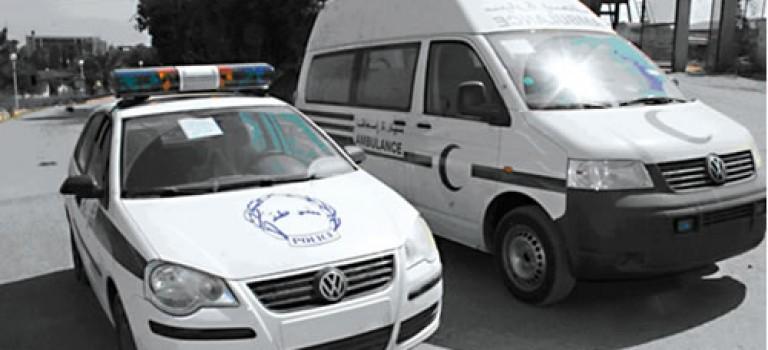 La Sûreté nationale (DGSN) roule en Volkswagen