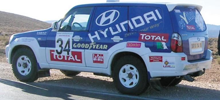 Hyundai Algérie dans les compétitions internationales