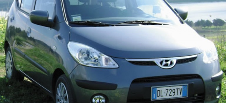 Hyundai i10, l'as du segment A