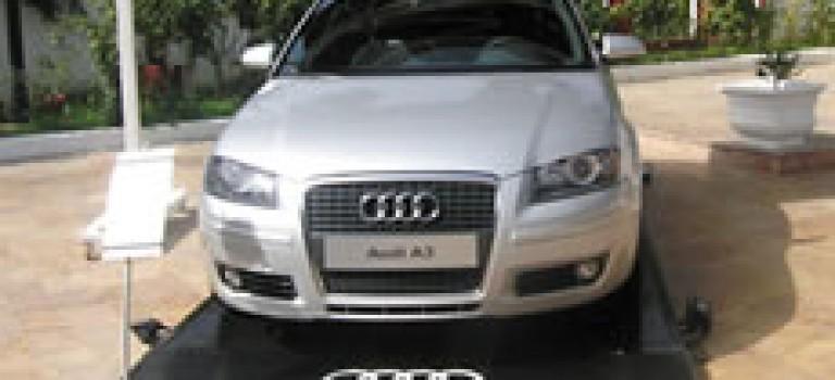 Audi au menu