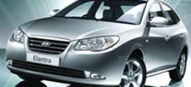 Une Hyundai statutaire