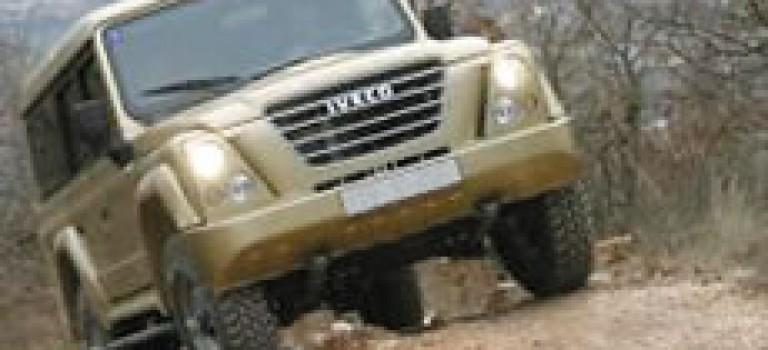 Iveco lance une gamme 4×4 et pick-up
