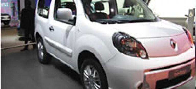 Renault contre attaque sur le segment des ludospace plus compact
