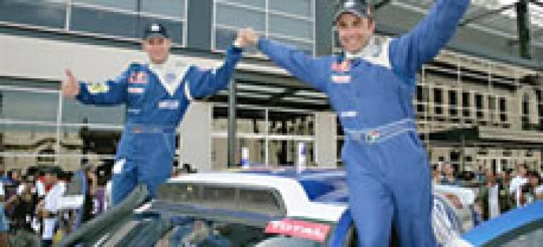 Volkswagen Touareg triomphe avec un moteur Diesel