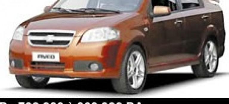 Chevrolet Aveo et Hyundai Accent : Deux pièces maîtresses du marché