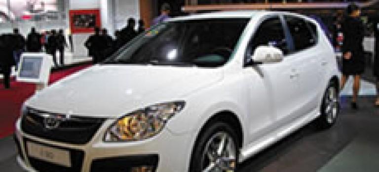 Hyundai étoffe sa gamme 2009