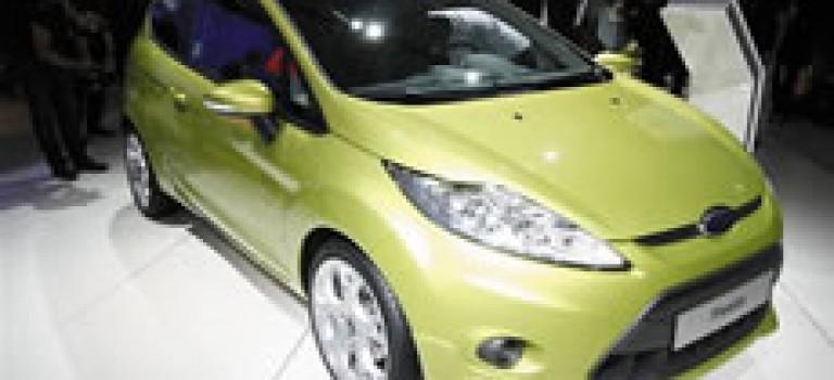 Ford Fiesta entre en scène