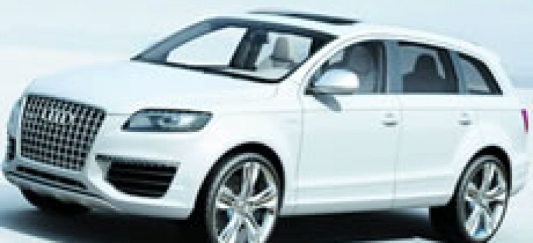Audi Q5 disponible en concession