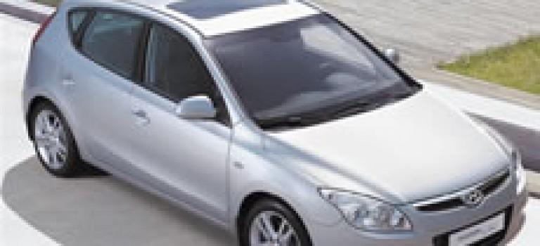 Hyundai i30 ouvre de nouveaux fronts