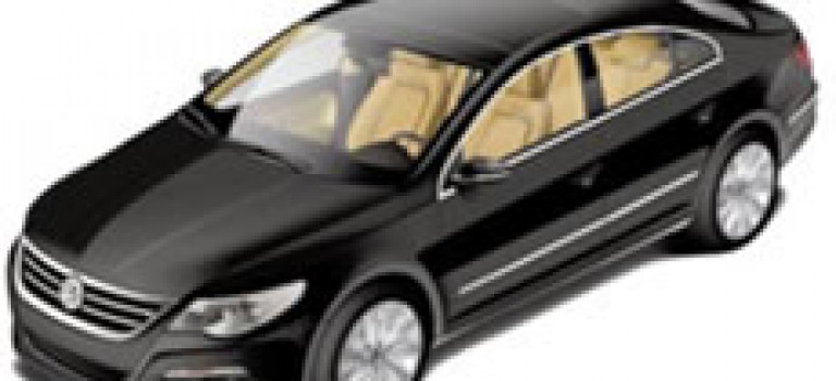 Volkswagen accueille la nouvelle Passat cc 2009