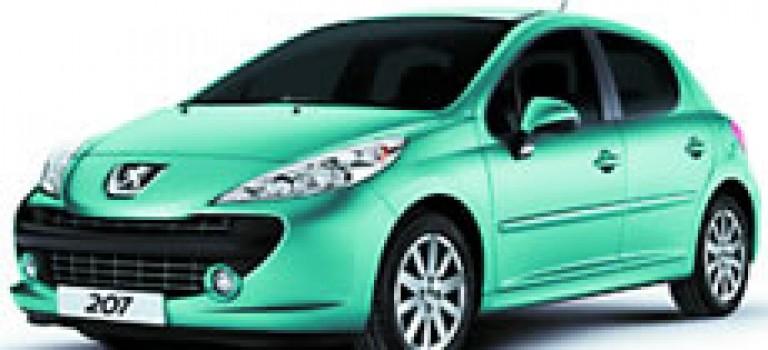 Peugeot 207, meilleure vente des polyvalentes 5 portes