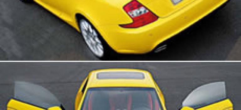 BC3 : Un coupé 2+2 au prix d'une berline