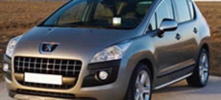 Peugeot annonce le 3008 pour le Salon d'Alger