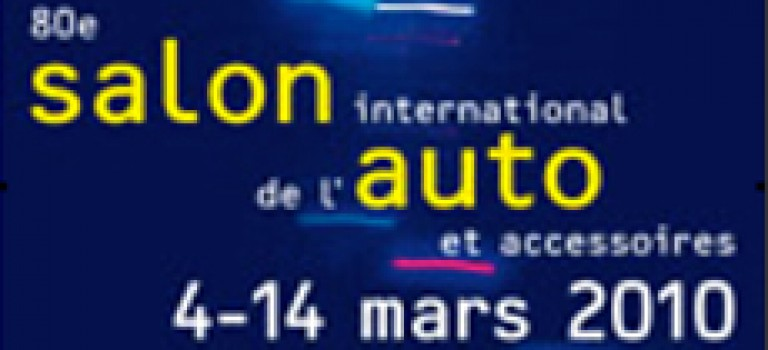 Le 80e Salon international de l'automobile s'annonce prometteur