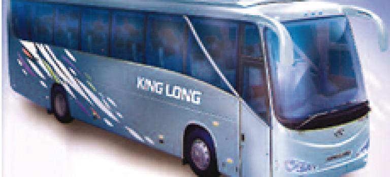 King long sur les routes françaises