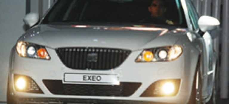 Seat Exeo, Une A4 ibérique