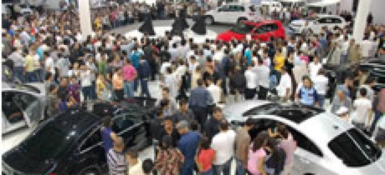 Le Salon de l'automobile d'Alger 2010 n'aura pas lieu