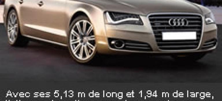 Audi A6 et A8 body buildée d'un nouveau V8 4.2 TDI