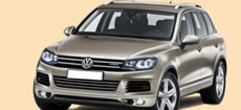 VW Touareg 2 : en concession en 2010