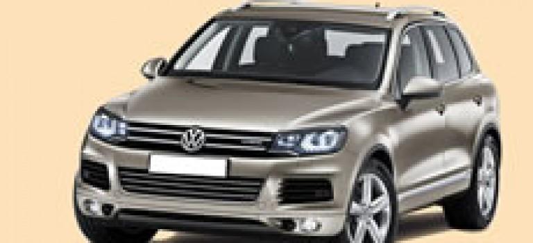VW Touareg 2 : en concession en 2010