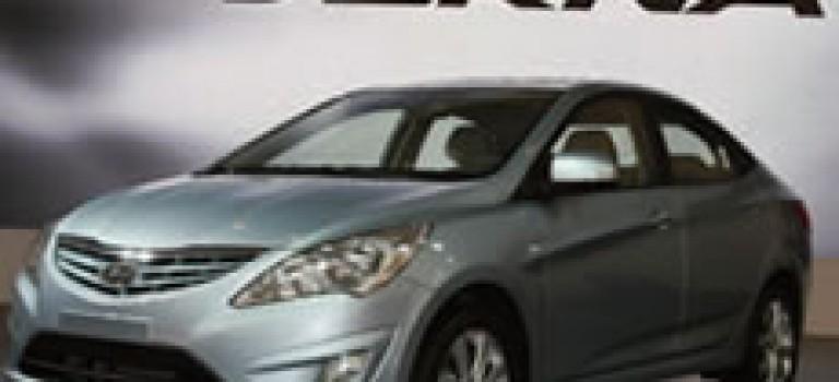 Hyundai Accent 2010 en avant-première à Pékin