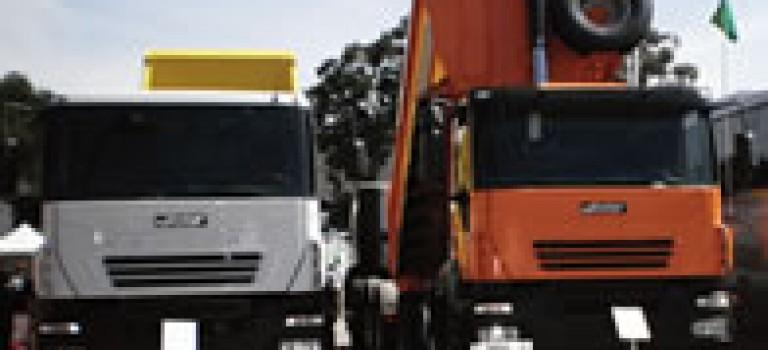 Les camions Iveco libyens à la conquête du marché algérien