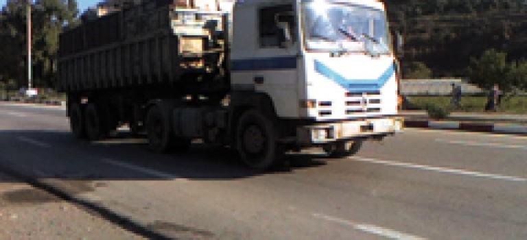 400 camions neufs acquis en 2012
