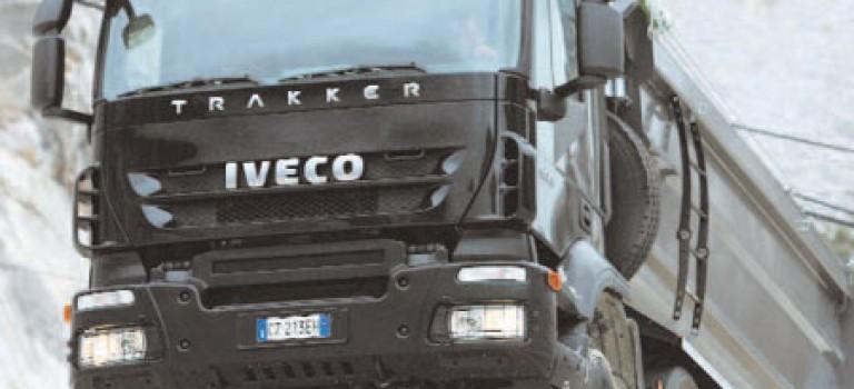 IVECO enregistre une forte progression sur la période 2011 à avril 2013