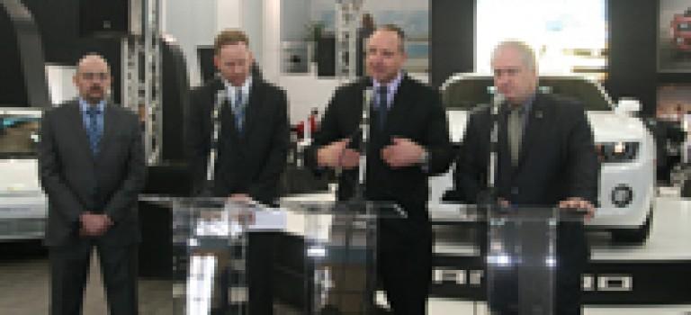 Bilan des réalisations du groupe CFAO durant le Salon