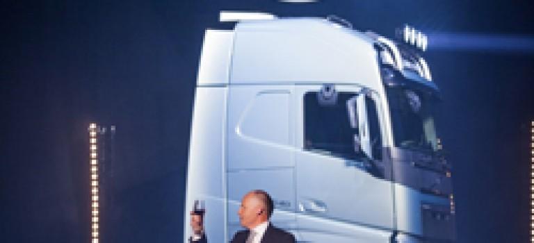 Volvo Trucks dévoile son nouveau FH