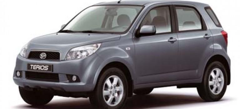 Le nouveau Daihatsu Terios entre en concession