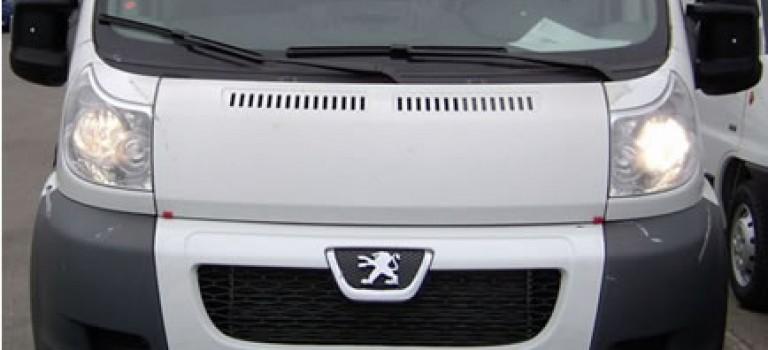 Peugeot lance son nouveau Boxer