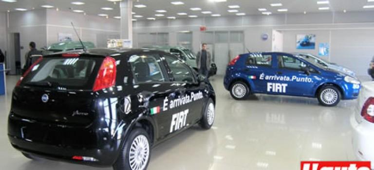 Fiat dévoile sa première carte maîtresse