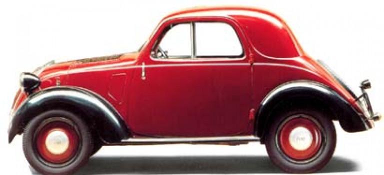 Fiat a 105 ans