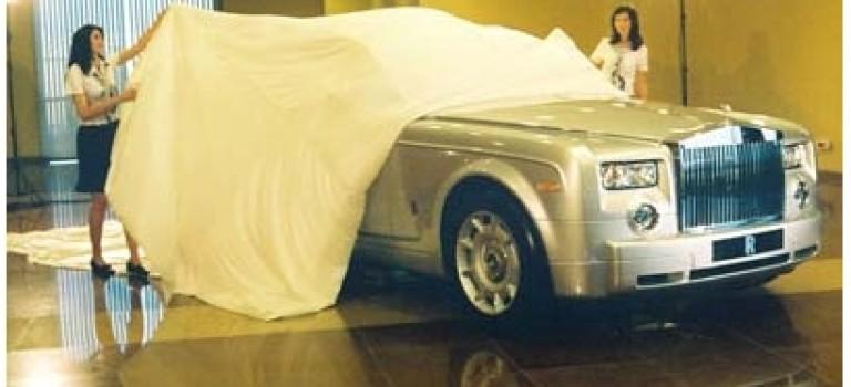 Alger s´offre la Rolls-Royce Phantom