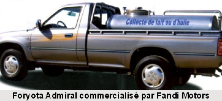 Les pick-up chinois à l'assaut du marché algérien