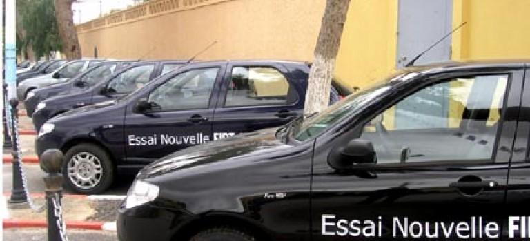 Fiat lance sa nouvelle gamme 2006 dans la cité du Bonheur