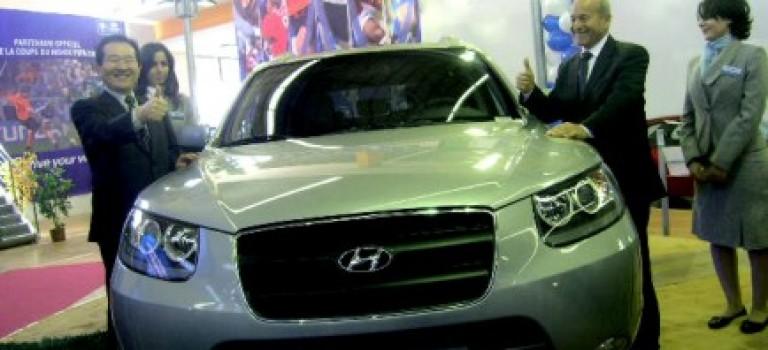Hyundai monte d'un cran