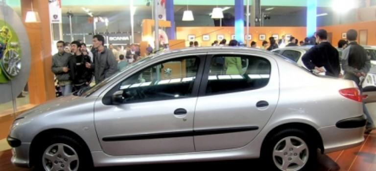 La nouvelle 206 Sedan en Algérie