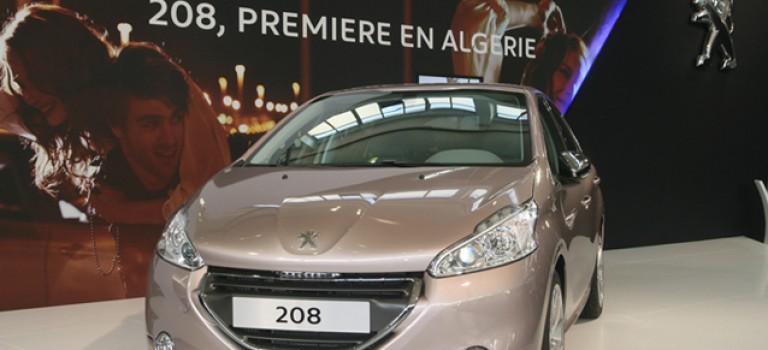 4eme vente par modèles en janvier 2015 : Peugeot 208 (1 228)