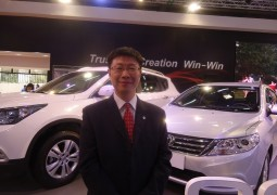 M. Su Weibin, Deputy General Manager International Business Department de DFM