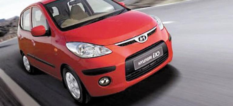 3eme vente par modèles en janvier 2015 : Hyundai i10 (1 557)