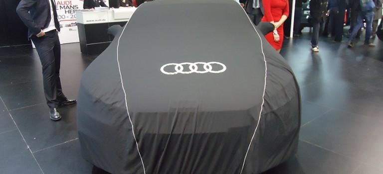 Audi  TT à l'honneur chez Sovac groupe