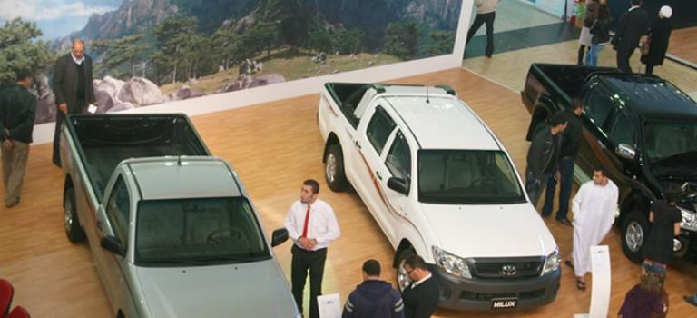 2eme vente par modèles en janvier 2015 : Toyota Hilux (2 136)